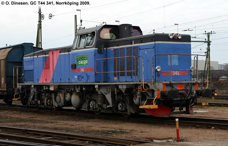 GC T44 341