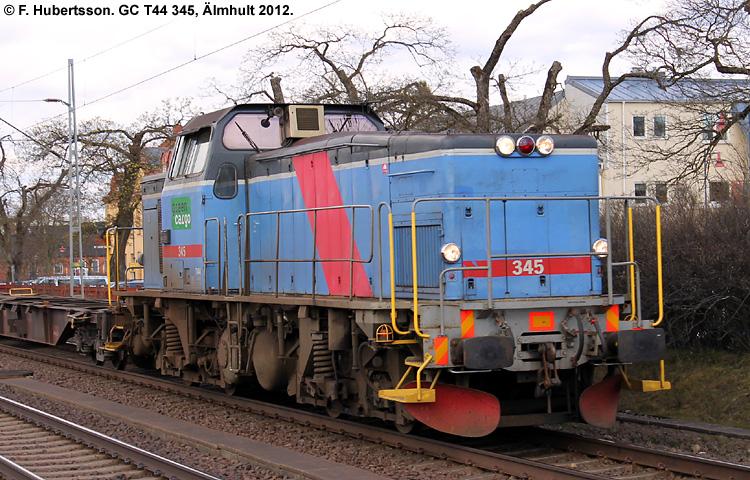 GC T44 345