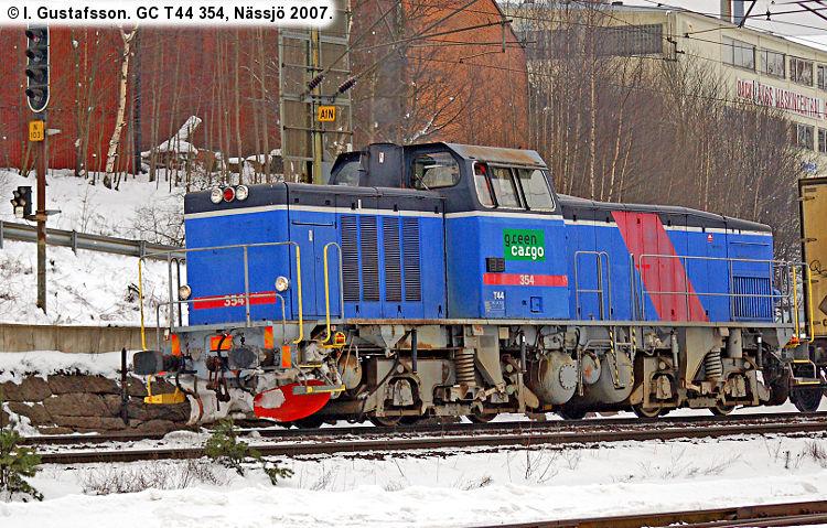 GC T44 354