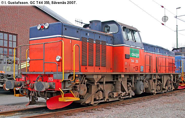 GC T44 355