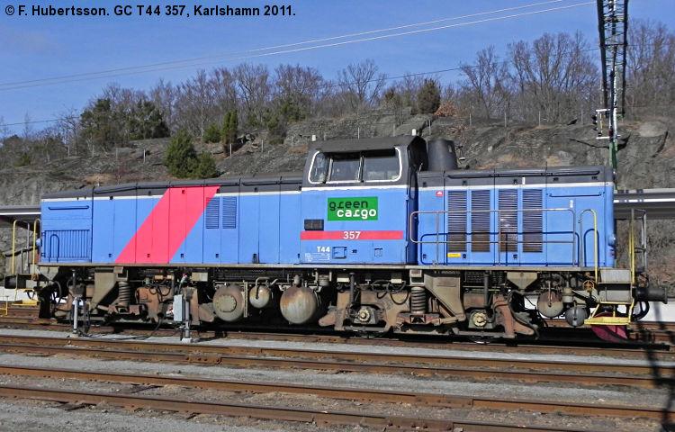 GC T44 357
