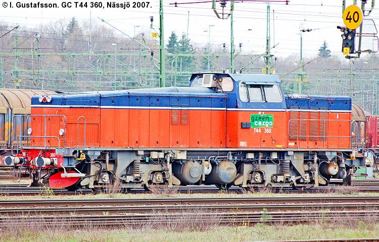 GC T44 360