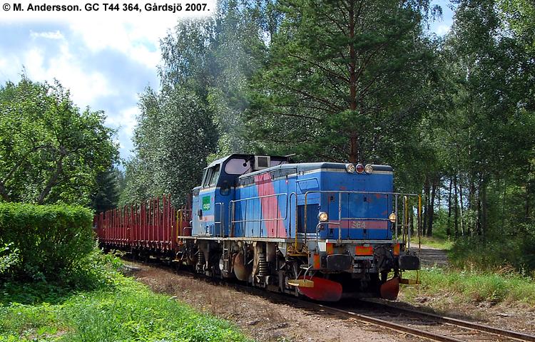 GC T44 364