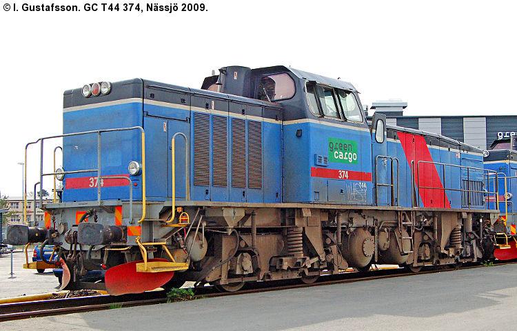 GC T44 374