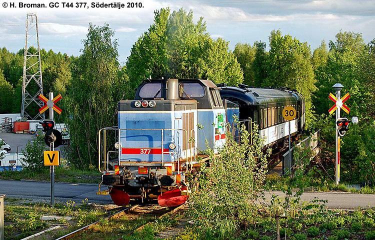 GC T44 377