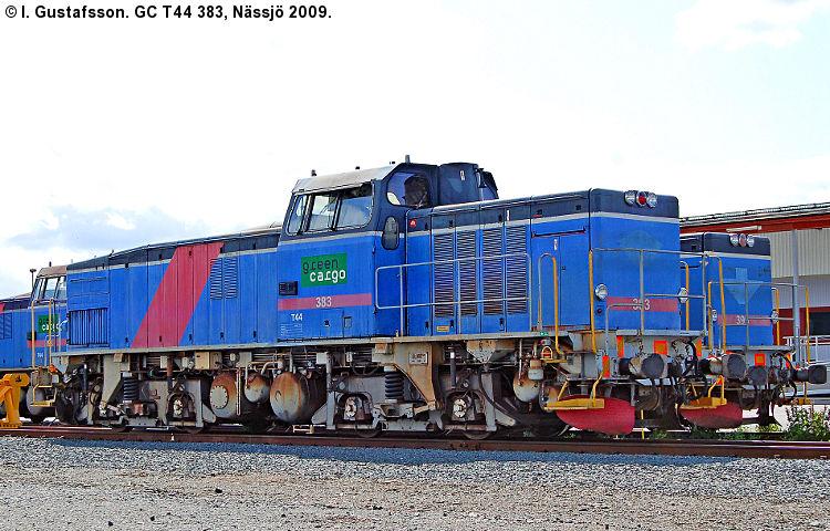 GC T44 383