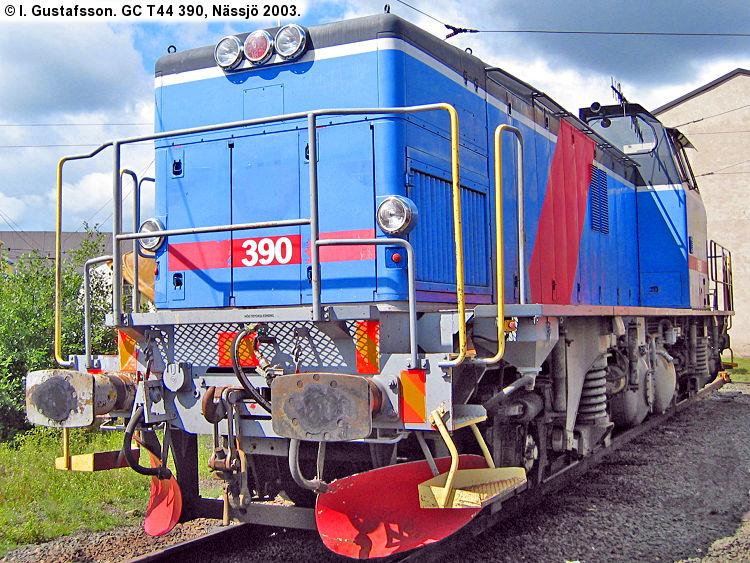 GC T44 390
