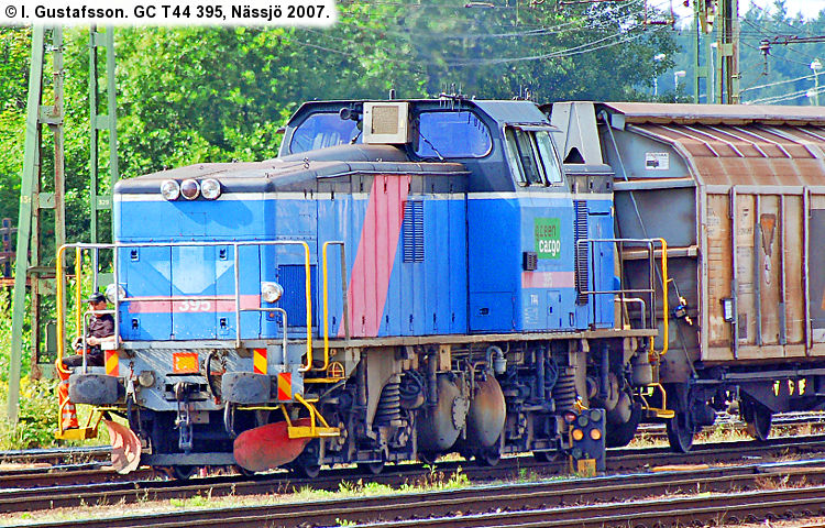GC T44 395