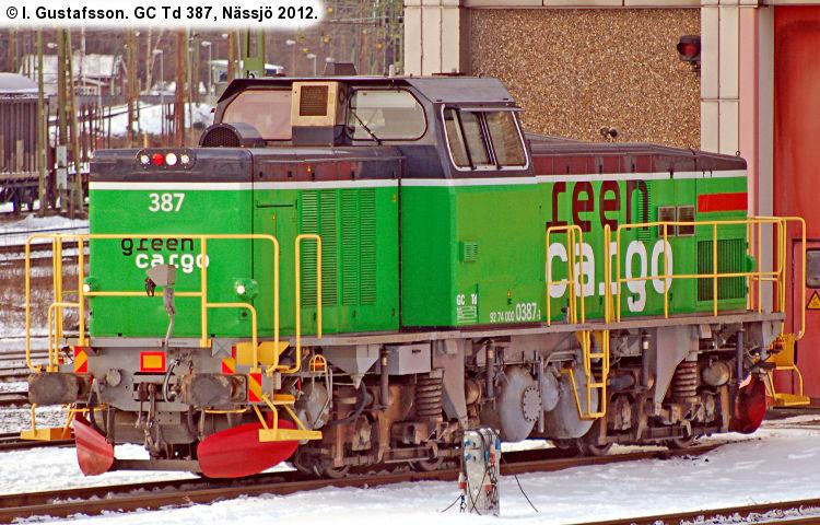 GC Td 387