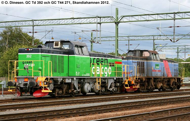 GC Td 392