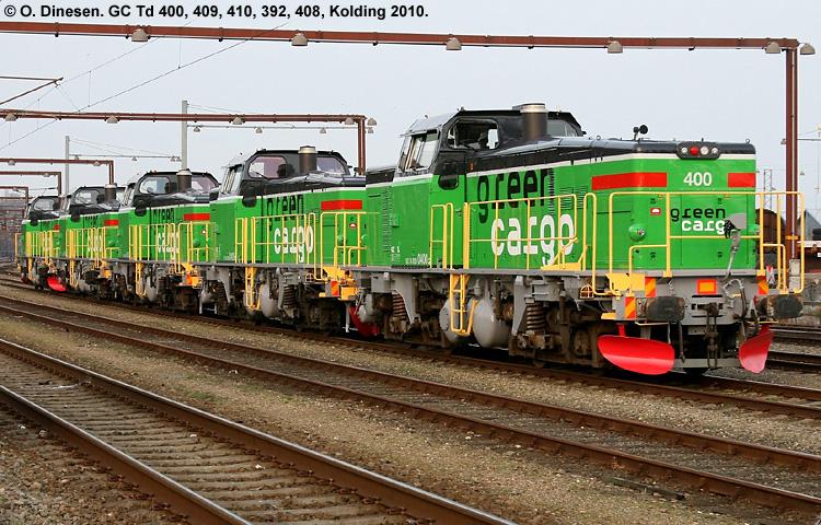 GC Td 400