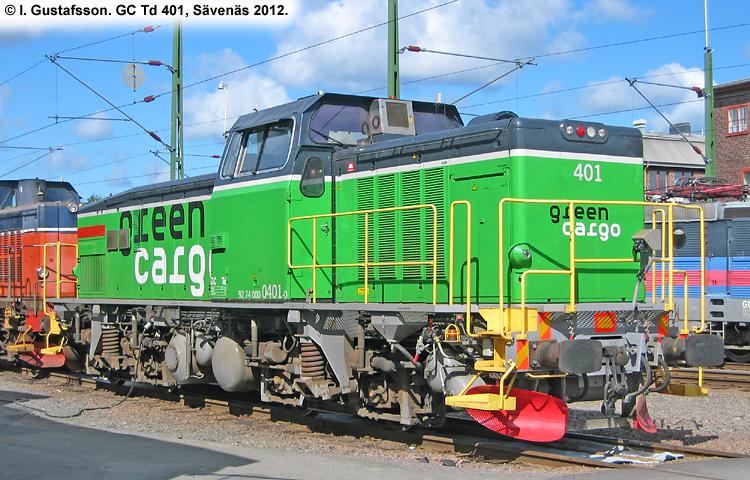 GC Td 401