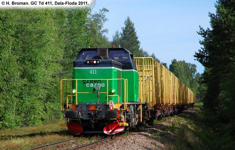 GC Td 411