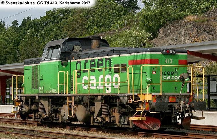 GC Td 413
