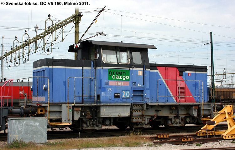 GC V5 150