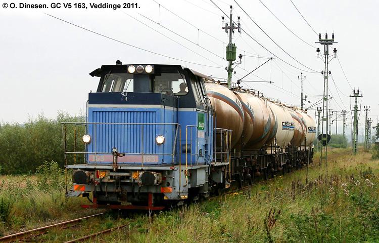 GC V5 163