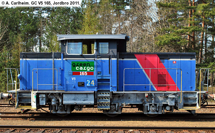 GC V5 165