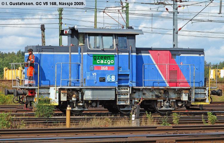 GC V5 168