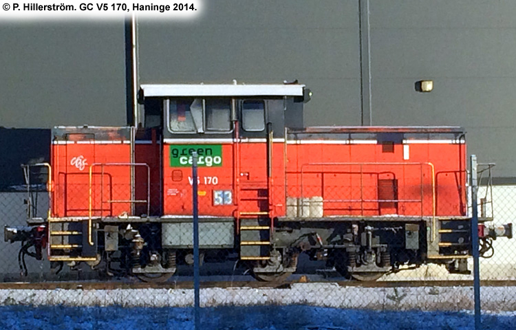 GC V5 170