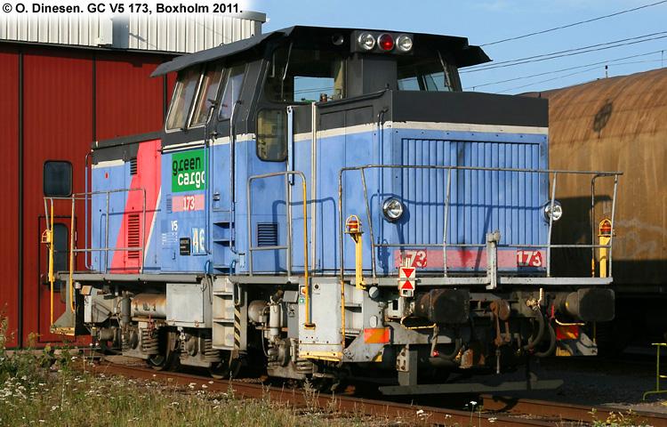 GC V5 173