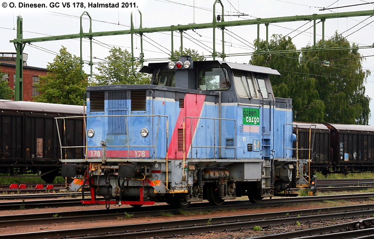GC V5 178