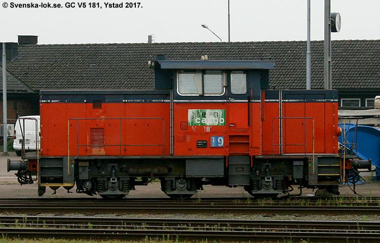 GC V5 181
