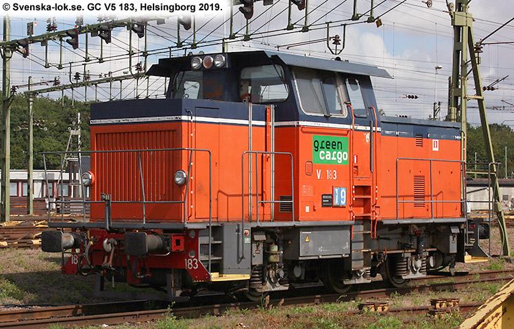 GC V5 183