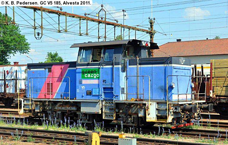 GC V5 185