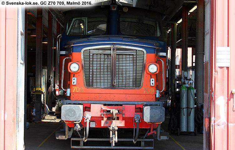 GC Z70 709