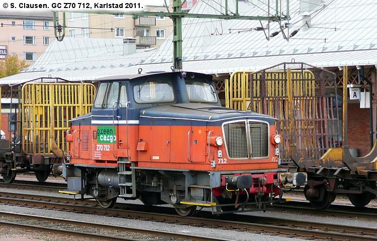 GC Z70 712