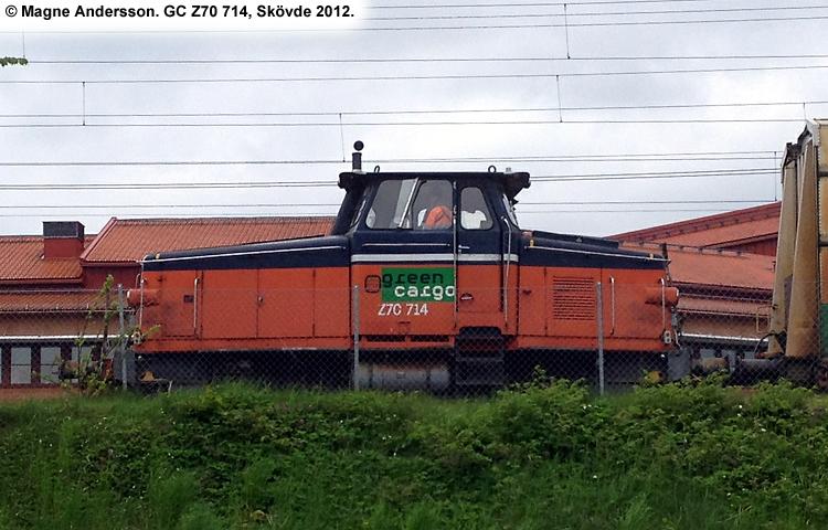 GC Z70 714