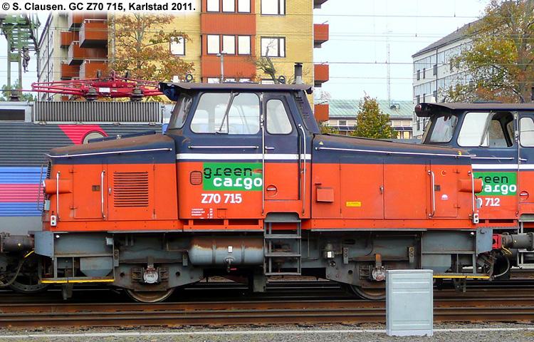 GC Z70 715