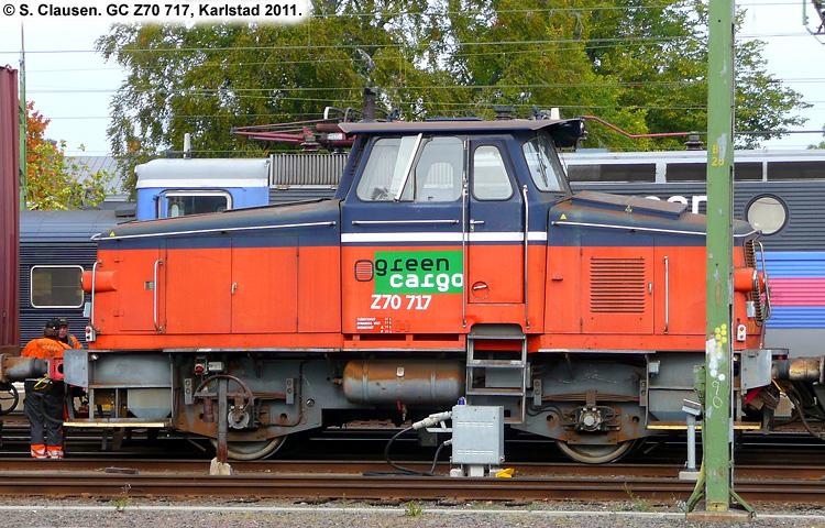 GC Z70 717