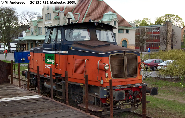 GC Z70 723
