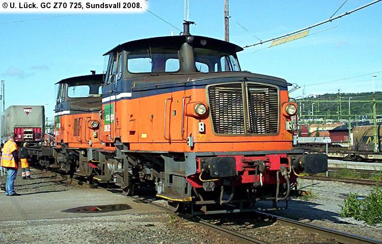GC Z70 725