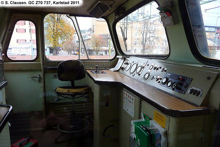 GC Z70 737