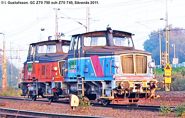 GC Z70 750