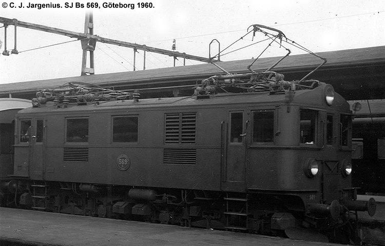 SJ Bs 569