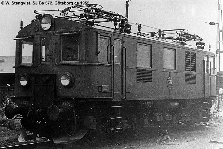 SJ Bs 572