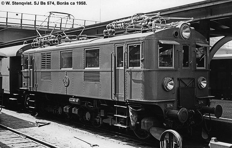SJ Bs 574