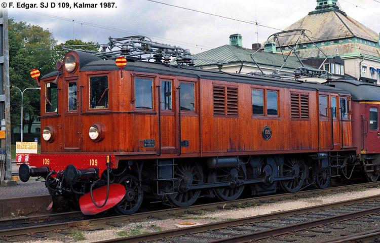 SJ D 109