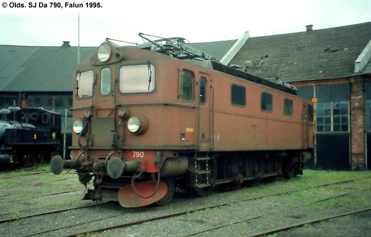 SJ Da 790