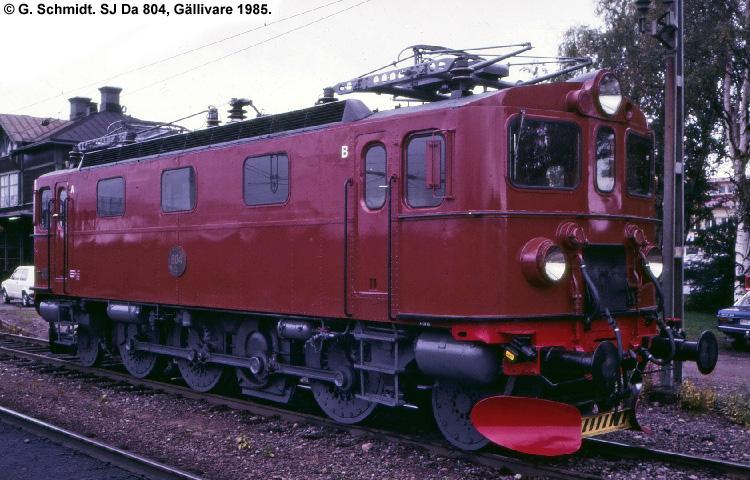 SJ Da 804