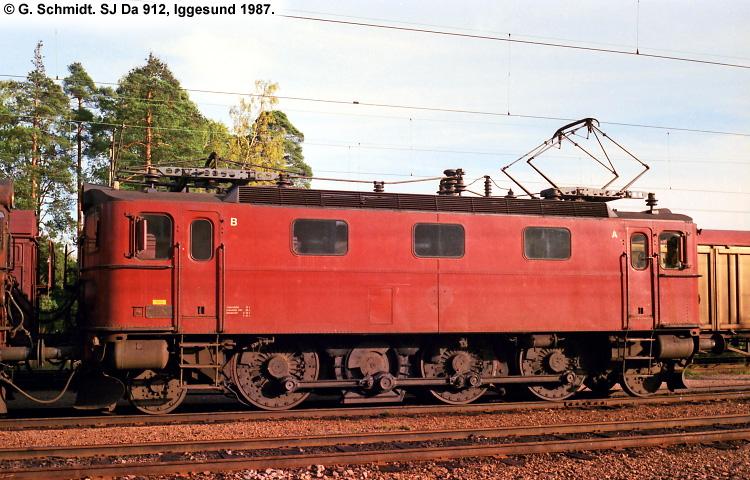 SJ Da 912