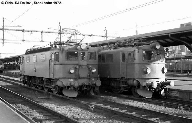 SJ Da 941