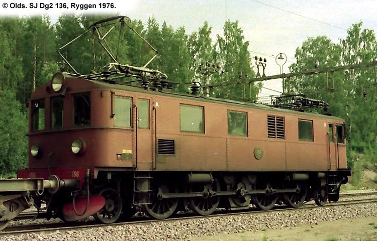 SJ Dg2 136