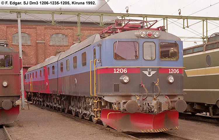 SJ Dm 1206