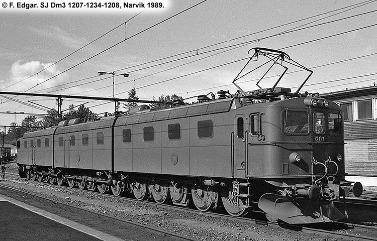 SJ Dm 1207