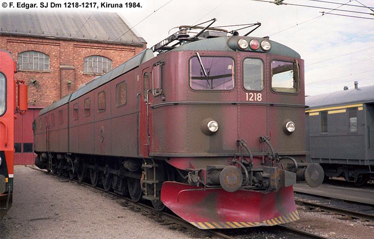 SJ Dm 1218