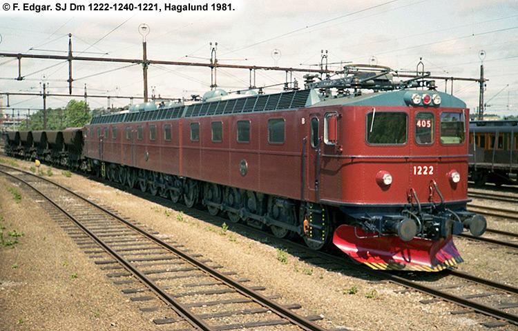 SJ Dm 1222